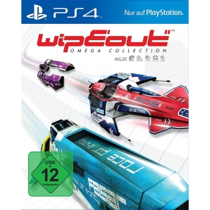 WipEout Omega Collection, Sony PS4