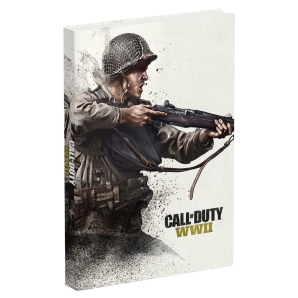 Call of Duty 14 - WWII, Engl. Lösungsbuch / Collectors...