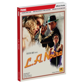 L.A. Noire (2017 Remaster), Engl. Lösungsbuch