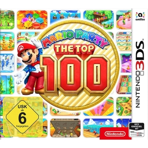 Mario Party - The Top 100, 3DS