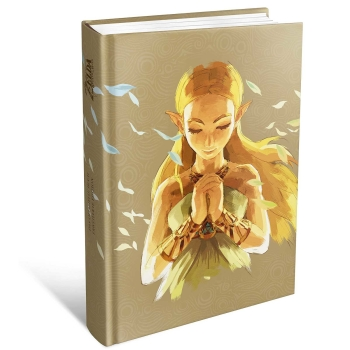 The Legend of Zelda - Breath of the Wild, offiz. Dt. Lösungsbuch Collectors Edition