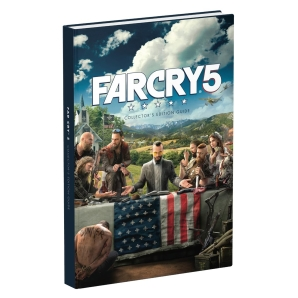 Far Cry 5, offiz. Dt. Lösungsbuch Collectors Edition
