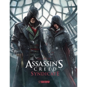 Assassins Creed Syndicate, Artbook Deutsch