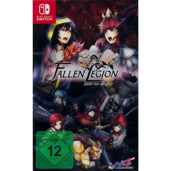 Fallen Legion: Rise to Glory, Switch