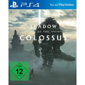 Shadow of the Colossus, Sony PS4