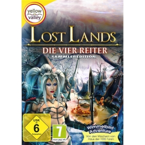 Lost Lands - Die vier Reiter Sammleredition, PC