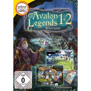 Avalon Legends Solitaire 1+2, PC