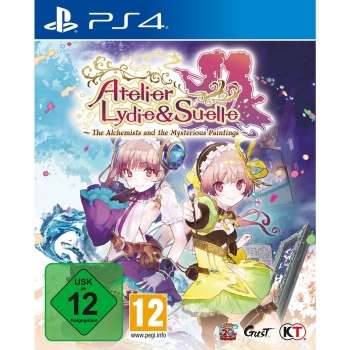 Atelier Lydie & Suelle: The Alchemists and the Mysterious Paintings, Sony PS4