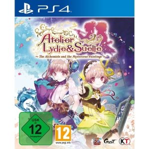 Atelier Lydie & Suelle: The Alchemists and the Mysterious...