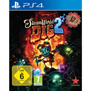 Steamworld Dig 2, Sony PS4
