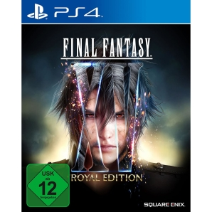 Final Fantasy XV 15, Sony PS4 Spiel (Royal Edition)