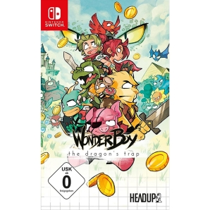 Wonder Boy: The Dragons Trap, Switch