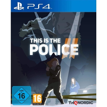 This is the Police 2, Sony PS4