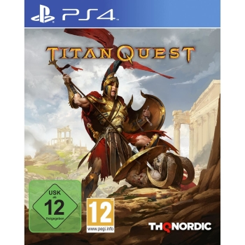 Titan Quest, Sony PS4