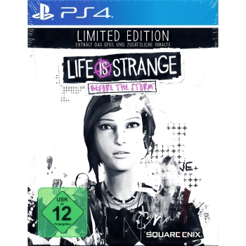 Life is Strange Before the Storm Limited Edition, Sony PS4