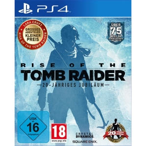Rise of the Tomb Raider, Sony PS4