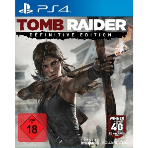 Tomb Raider - Definitive Edition, Sony PS4