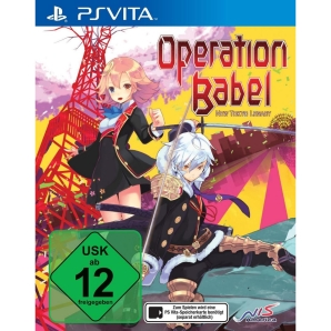 Operation Babel - New Tokyo Legacy, PSV