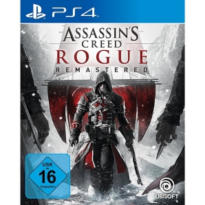 Assassins Creed Rogue Remastered, Sony PS4