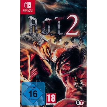 AoT 2 (based on Attack on Titan), Switch