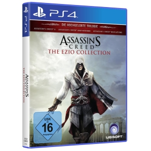 Assassins Creed Ezio Collection, Sony PS4