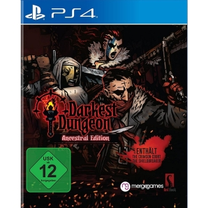 Darkest Dungeon - Ancestral Edition, Sony PS4