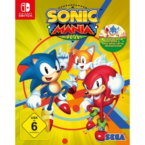 Sonic Mania Plus, Switch