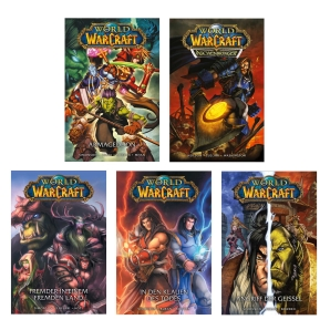 World of Warcraft Hardcover Comic Band 1-5 zur Auswahl