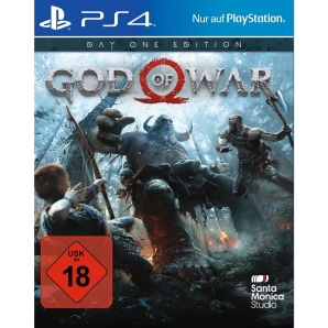 God of War Day One Edition, Sony PS4