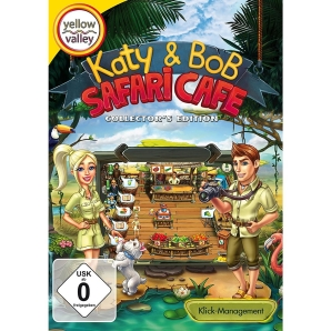 Katy & Bob 2 Safari Cafe Collectors Edition, PC