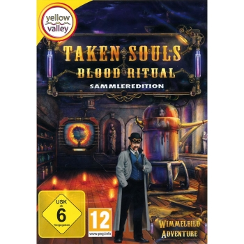 Taken Souls Blood Ritual Sammleredition, PC