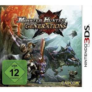 Monster Hunter Generations, 3DS