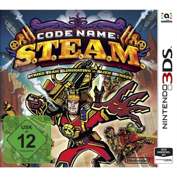 Code Name: S.T.E.A.M. , 3DS