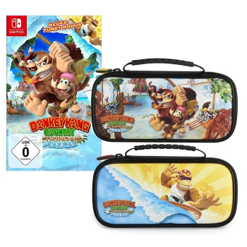 Donkey Kong Country: Tropical Freeze + Tasche nach Wahl, Switch