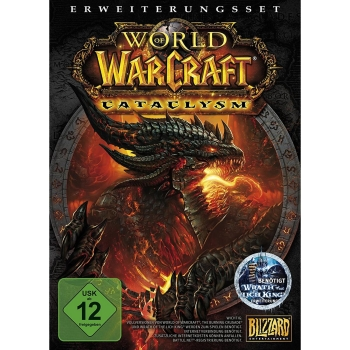 World of Warcraft Cataclysm Erweiterungsset, PC