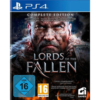 Lords of the Fallen Complete Edition, Sony PS4