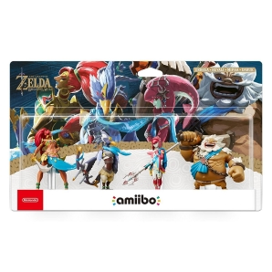 Nintendo amiibo The Legend of Zelda Kollektion RECKEN...
