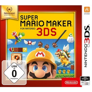 Super Mario Maker, 3DS