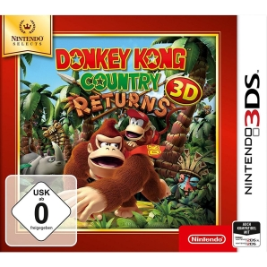 Donkey Kong Country Returns 3D, 3DS Selects