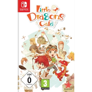 Little Dragons Cafe, Switch