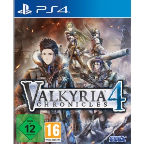 Valkyria Chronicles 4 Launch Edition, Sony PS4