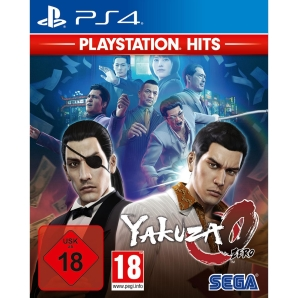 Yakuza Zero PS Hits, Sony PS4