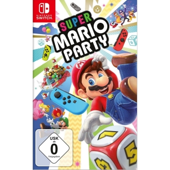 Super Mario Party, Switch