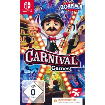 Carnival Games (Code in a Box), Switch