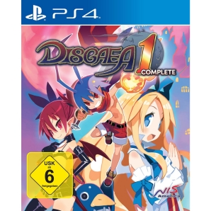 Disgaea 1 Complete, Sony PS4