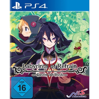 Labyrinth of Refrain: Coven of Dusk, Sony PS4