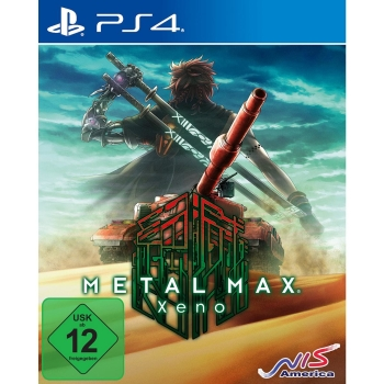 Metal Max Xeno, Sony PS4