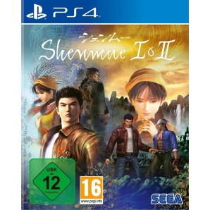 Shenmue I & II, Sony PS4
