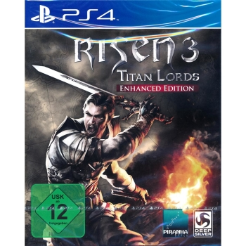 Risen 3 Titan Lords Enhanced Edition, Sony PS4