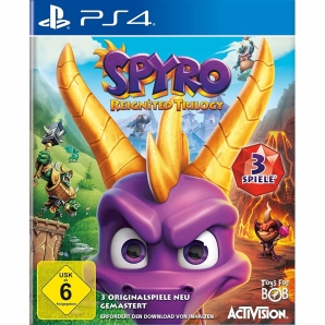 Spyro Reignited Trilogy, Sony PS4